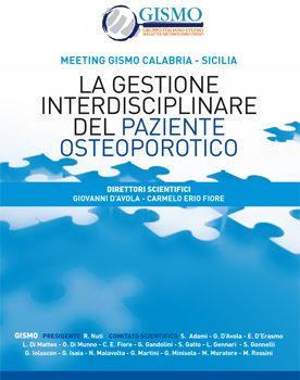 La Gestione Interdisciplinare del Paziente Osteoporotico